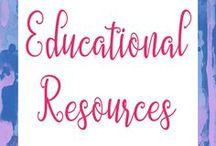 Educational Resources / Educational Resources, Teaching Resources