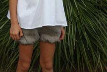 Couture bébé