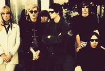 ★ Andy Warhol ☆ Velvet Underground ★ / And the whole factory! / by Kathryn