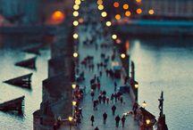 Run • Away • Places