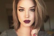 MAKEUP INSPIRATION / Other gals really inspire me, so I love sharing the best of the best here on my Pinterest. I also love pinning looks to save for later so I can recreate it myself.