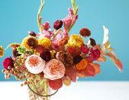 DIY Flower Design / Celebrating the art of arranging flowers + a few inspirational nudges.