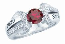 Class Rings for Homeschool / Yes, homeschoolers can buy and wear class rings just like students at public and private schools! See our collection of class rings and other graduation jewlery, learn how to choose a class ring, and see why a homeschooled teen would even desire a class ring.