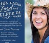 Announcements & Invitations for Homeschool Graduation / How do you let family and friends know about your homeschool teen's upcoming graduation and graduation party? This board is devoted to graduation announcements graduation party invitations plus etiquette surrounding those.