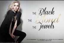 The Black, The Blond, The Jewels / www.starssystem.it