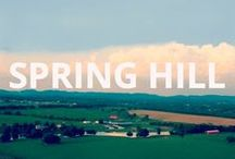 Spring Hill / Spring Hill is a beautiful suburb just outside of Nashville, TN.  It's a quick commute to the metropolitan activity of downtown, while still being removed enough to enjoy a slower paced daily life.