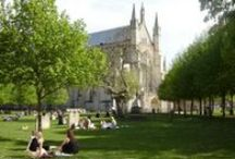 Winchester / Visit and study in Winchester