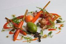 Michilin star Food