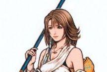 Final Fantasy chara. design / Concept art/character design from Final Fantasy