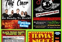 Live Bands - Past, and Future / Upcoming and previous events at Suzy's. Call for details on all events 630-553-6500