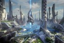 Sci-fi & post-apocalyptic