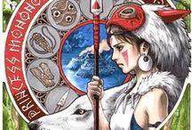 Ghibli fan art