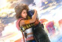 Final Fantasy fan arts
