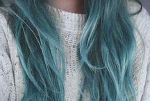 > > HAIR < <