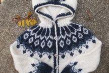 Knitting pattern for children / by Natasja Den Blaauwen