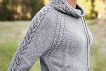 Knitting pattern for women / by Natasja Den Blaauwen