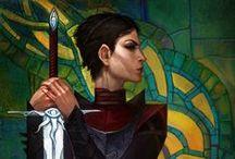 Dragon Age Inquisition fanart