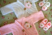 Crochet and knit for kids
