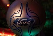 It's Looking Like A Ford Christmas / Keep your Ford spirit throughout the holiday season!