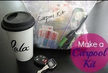 Rule The Carpool Lane / Become the talk of the carpool with these tips and tricks! Green Ford shares secrets to keeping your new car kid proof, organized and clean. http://www.greenfordstore.com