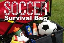Secrets From A Soccer Mom / From practice, to weekend tournaments, Green Ford shares our must have items in the car for surviving the sidelines. Want to know more of our secrets? Check us out online at http://www.greenfordstore.com