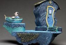Ceramic Art - Sculptures