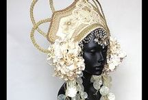 Mad Hatter - wonderful headdresses