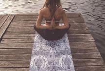 Om yoga och meditation / About yoga, meditation and mindfulness
