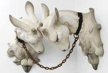 Ceramics - Figurative / Living things