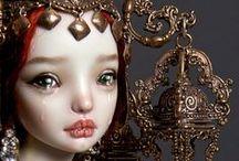 Enchanted Dolls - Marina Bychkova