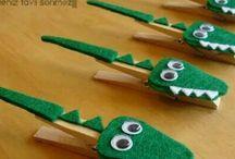 Cub Scouts- Crafts