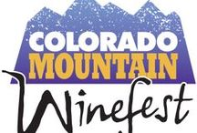 Colorado Mountain Winefest / The Colorado Mountain Winefest happens the third weekend in September every year in Palisade, CO!