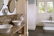 Salle de bain   MAISON FACILE / Espace de relaxation et de bien-être découvrez tous nos meubles et nos coups de coeur déco pour la salle de bain. Plus d'idées déco sur www.maison-facile.com  #salledebain #bathroom #homedecor