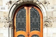 Doors / by rhonda gaudet
