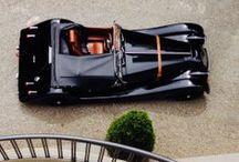 MORGAN sport cars / Racing car
