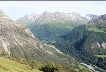 Le territoire de Bramans / Le vallée du Planay et ses vallons: - Vallon d'Etache - Vallon d'Ambin - Vallon de Bramanette - Vallon de Savine - Col du Petit-Mont-Cenis - ...