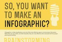 Infographics :) / Some cool infographics I found / by Regina Dávila