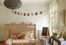 Charming Children's Rooms / There's something for every child in these rooms. (And, let's be honest--adults, too!)