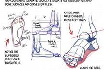 Fumettare: Feet