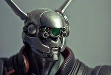 Cyberpunk: Exos & Cyborg