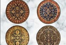 Spring Floral / Spring has Sprung and witness some of the most beautiful handmade carpets and rugs in floral designs and patterns in unique colors and tones, especially curated by Rugs and Beyond to welcome this pleasant season. Floral rugs are popular in 2 designs namely, all over floral and floral medallion with a center pattern.