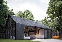 Organic Modern Ranch / Modern Ranches