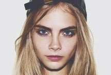Cara Delevingne / fashion + adorable + silly things by Cara Delevingne