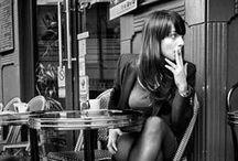 // PARISIENNE. / One word, One style : La parisienne #paris #parisienne #montmartre #style #fashion #mode #france #inspiration