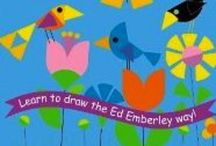 ED EMBERLEY