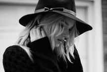// HATS. / The little thing which will make the difference... #hats #chapeaux #couvre-chef