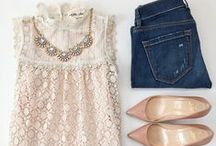 """Styles for Spring / What to wear in Spring for women 5'3"""" and under"""