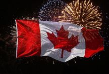 canada day / July 1st ... Happy Canada Day!