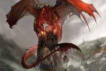 Fantasy - Monsters