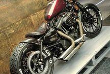 Harley Davidson & Bikes